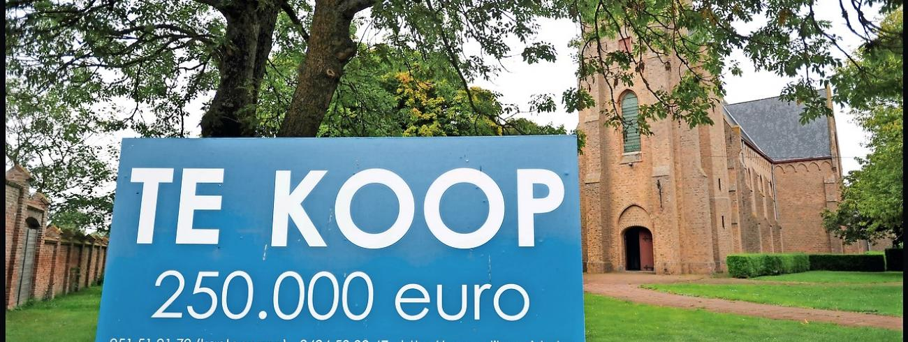 Hoeveel kost een parochiekerk?