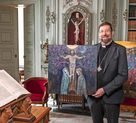 'Het evangelie brengt ons op het spoor van de menswording'