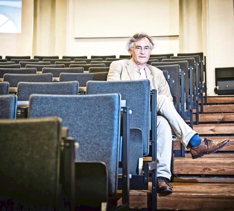 'Voor een theoloog met een brede belangstelling ligt de weg open'